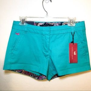 NWT 🆕 Southern Marsh Teal Shorts 2